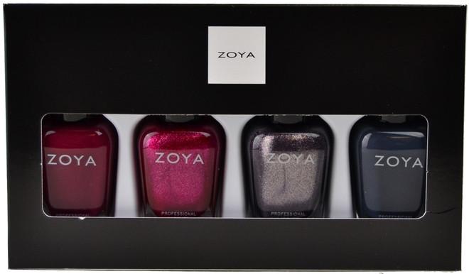 Zoya 4 pc Holiday Quad 3 Set