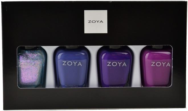 Zoya 4 pc Holiday Quad 5 Set