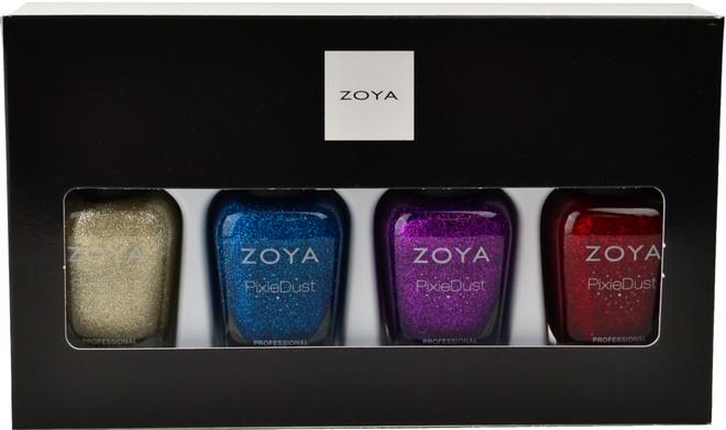 Zoya 4 pc Holiday Quad 6 Set