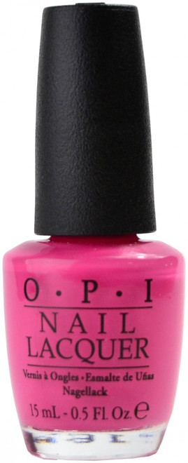 OPI Kiss Me On My Tulips nail polish