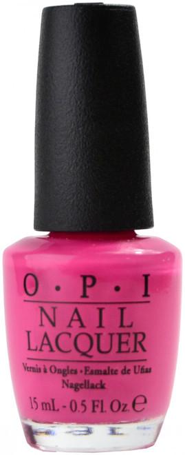 OPI Kiss Me On My Tulips nail polish