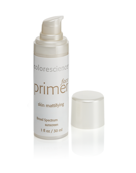 Colorescience Skin Mattifying Face Primer SPF 20 - Formerly Let Me Be Clear (1 fl. oz. / 30 mL)
