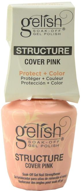 Gelish Structure Cover Pink Gel Brush-On (0.5 fl. oz. / 15 mL)