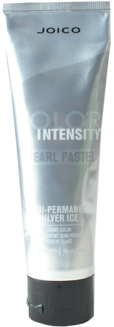 Joico Color Intensity Silver Ice Pearl Pastel Semi-Permanent Hair Color Crème (4 fl. oz. / 118 mL)