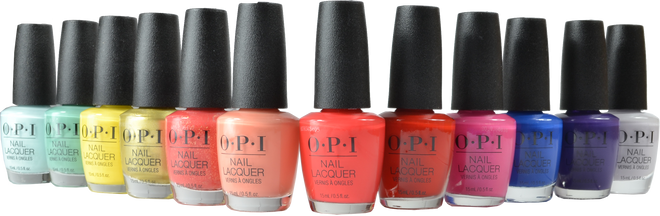 OPI 12 pc Mexico City Collection