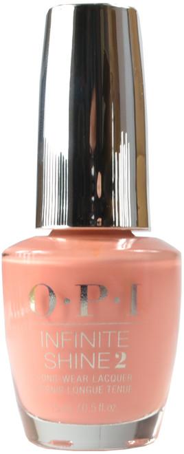 OPI Infinite Shine Coral-ing Your Spirit Animal (Week Long Wear)