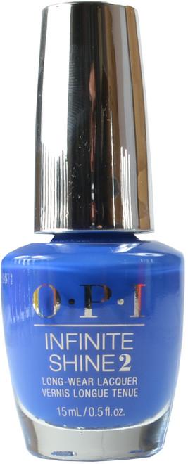 OPI Infinite Shine Mi Casa Es Blue Casa (Week Long Wear)