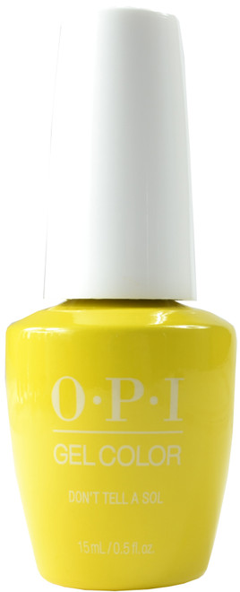 OPI Gelcolor Don't Tell a Sol (UV / LED Polish)
