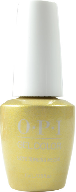 OPI Gelcolor Suzi's Slinging Mezcal (UV / LED Polish)