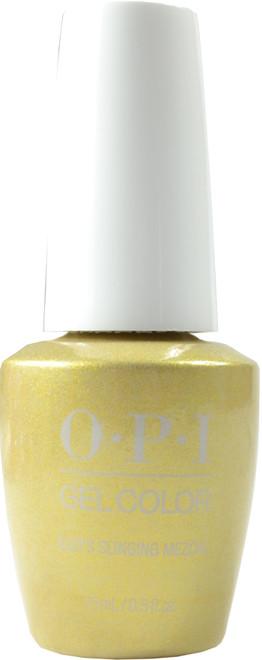 OPI Gelcolor Suzi's Slinging Mezcal (UV / LED Polish)