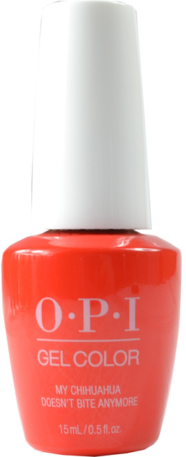 OPI Gelcolor My Chihuahua Doesn't Bite Anymore (UV / LED Polish)