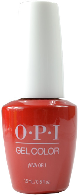 OPI Gelcolor Viva OPI! (UV / LED Polish)