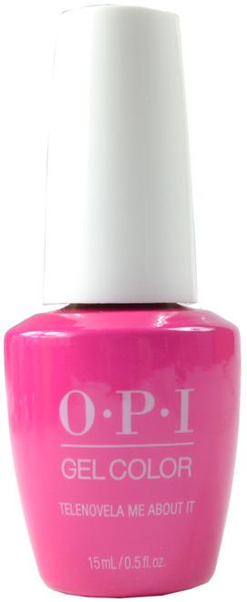 OPI Gelcolor Telenovela Me About It (UV / LED Polish)