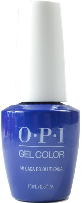 OPI Gelcolor Mi Casa Es Blue Casa (UV / LED Polish)