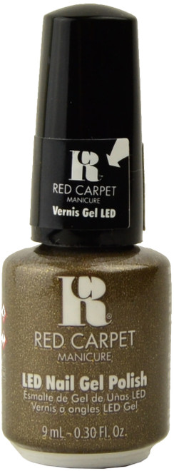 Red Carpet Manicure Hustle Is Real (UV / LED Polish)