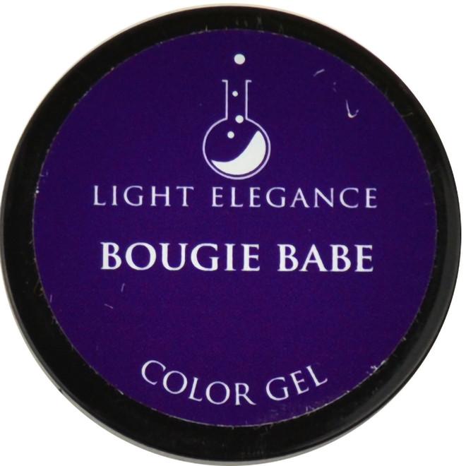 Light Elegance Bougie Babe Color Gel (UV / LED Gel)