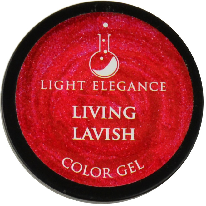 Light Elegance Living Lavish Color Gel (UV / LED Gel)