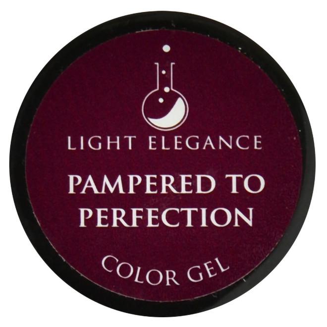 Light Elegance Pampered to Perfection Color Gel (UV / LED Gel)