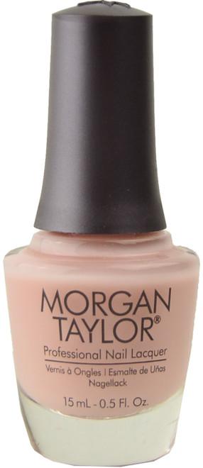 Morgan Taylor Barely Buff