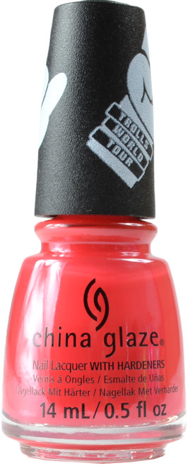 China Glaze No-Holds Barb