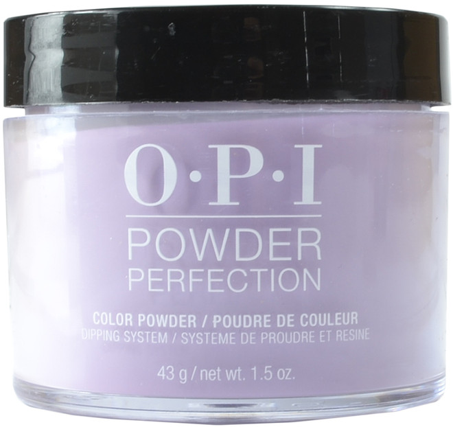 OPI Powder Perfection Do You Lilac It?