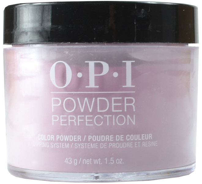 OPI Powder Perfection One Heckla of a Color!