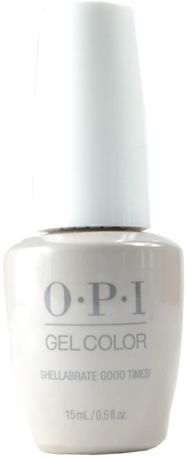 OPI Gelcolor Shellabrate Good Times! (UV / LED Polish)