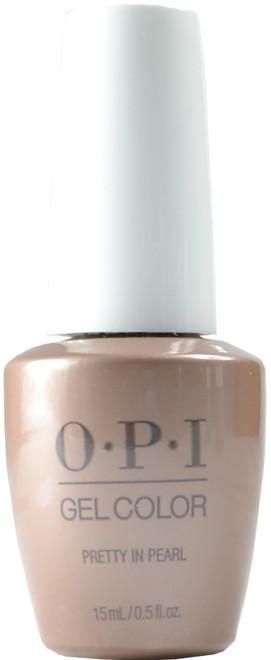 OPI Gelcolor Pretty In Pearl (UV / LED Polish)