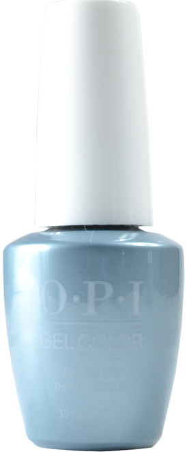 OPI Gelcolor Did You See Those Mussels? (UV / LED Polish)
