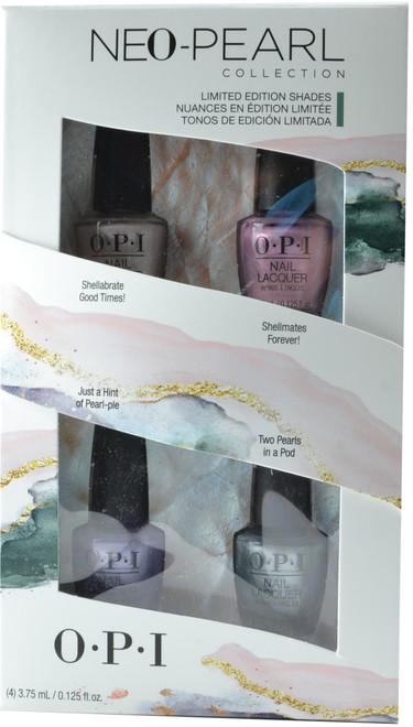 OPI 4 pc Neo-Pearl Mini Set
