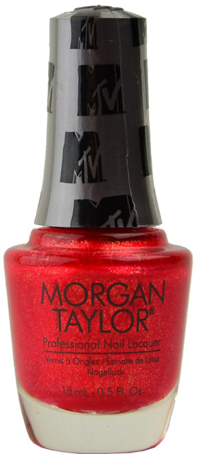 Morgan Taylor Total Request Red