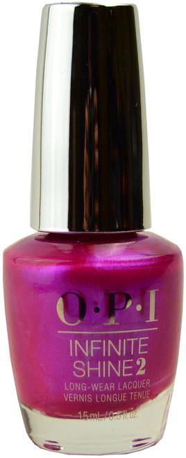 OPI Infinite Shine Pompeii Purple (Week Long Wear)