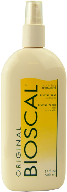 Bioscal Original Hair & Scalp Revitalizer (17 fl. oz. / 500 mL)