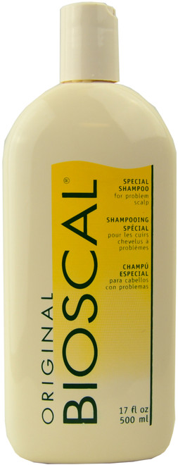 Bioscal Original Special Shampoo For Problem Scalp (17 fl. oz. / 500 mL)
