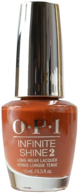 OPI Infinite Shine My Italian is a Little Rusty (Week Long Wear)