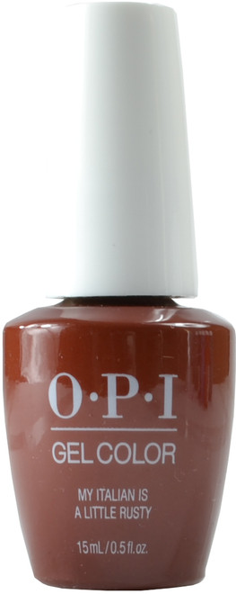 OPI Gelcolor My Italian is a Little Rusty (UV / LED Polish)