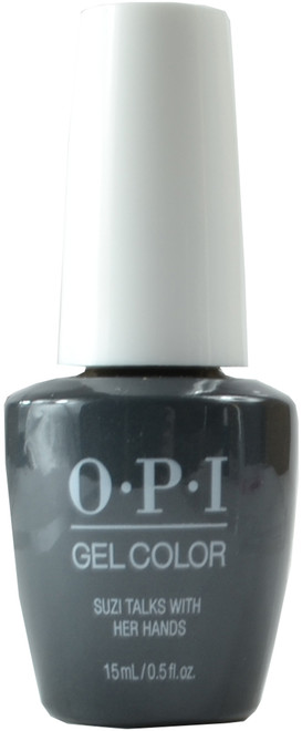OPI Gelcolor Suzi Talks with Her Hands (UV / LED Polish)