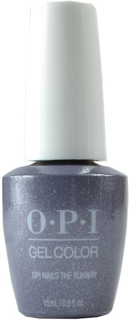 OPI Gelcolor OPI Nails the Runway (UV / LED Polish)