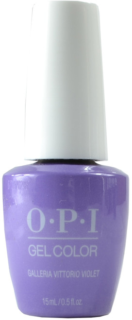 OPI Gelcolor Galleria Vittorio Violet (UV / LED Polish)