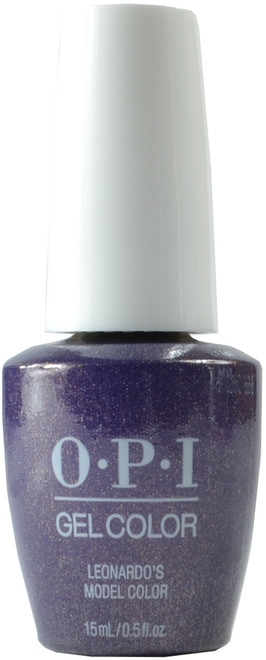 OPI Gelcolor Leonardo's Model Color (UV / LED Polish)