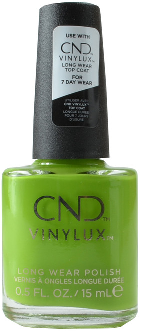 CND Vinylux Crisp Green (Week Long Wear)