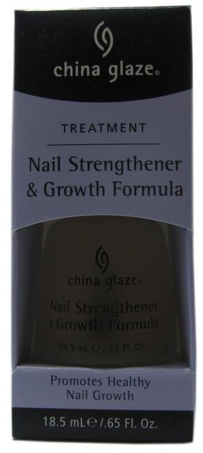 China Glaze Nail Strengthener & Growth Formula nail polish