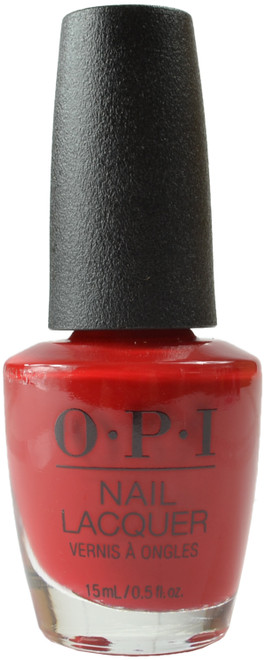 OPI Red-y For The Holidays