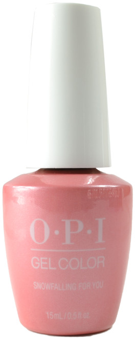 OPI Gelcolor Snowfalling For You