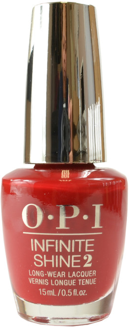 OPI Infinite Shine Red-y For The Holidays