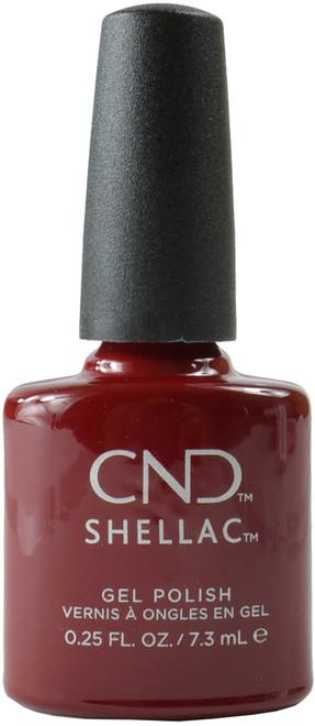 CND Shellac Bordeaux Babe (UV / LED Polish)