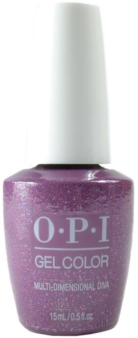 OPI Gelcolor Multi-dimensional Diva (UV / LED Polish)