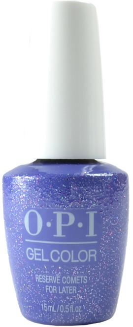 OPI Gelcolor Reserve Comets For Later (UV / LED Polish)