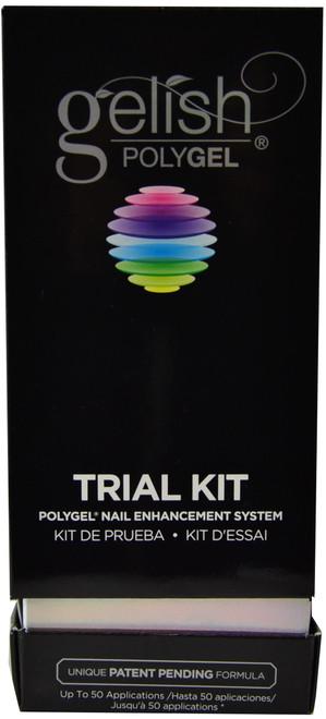 Gelish PolyGel Trial Kit PolyGel Nail Enhancement System