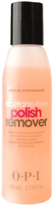 OPI Acetone Free Polish Remover (3.7 fl. oz. / 110 mL)